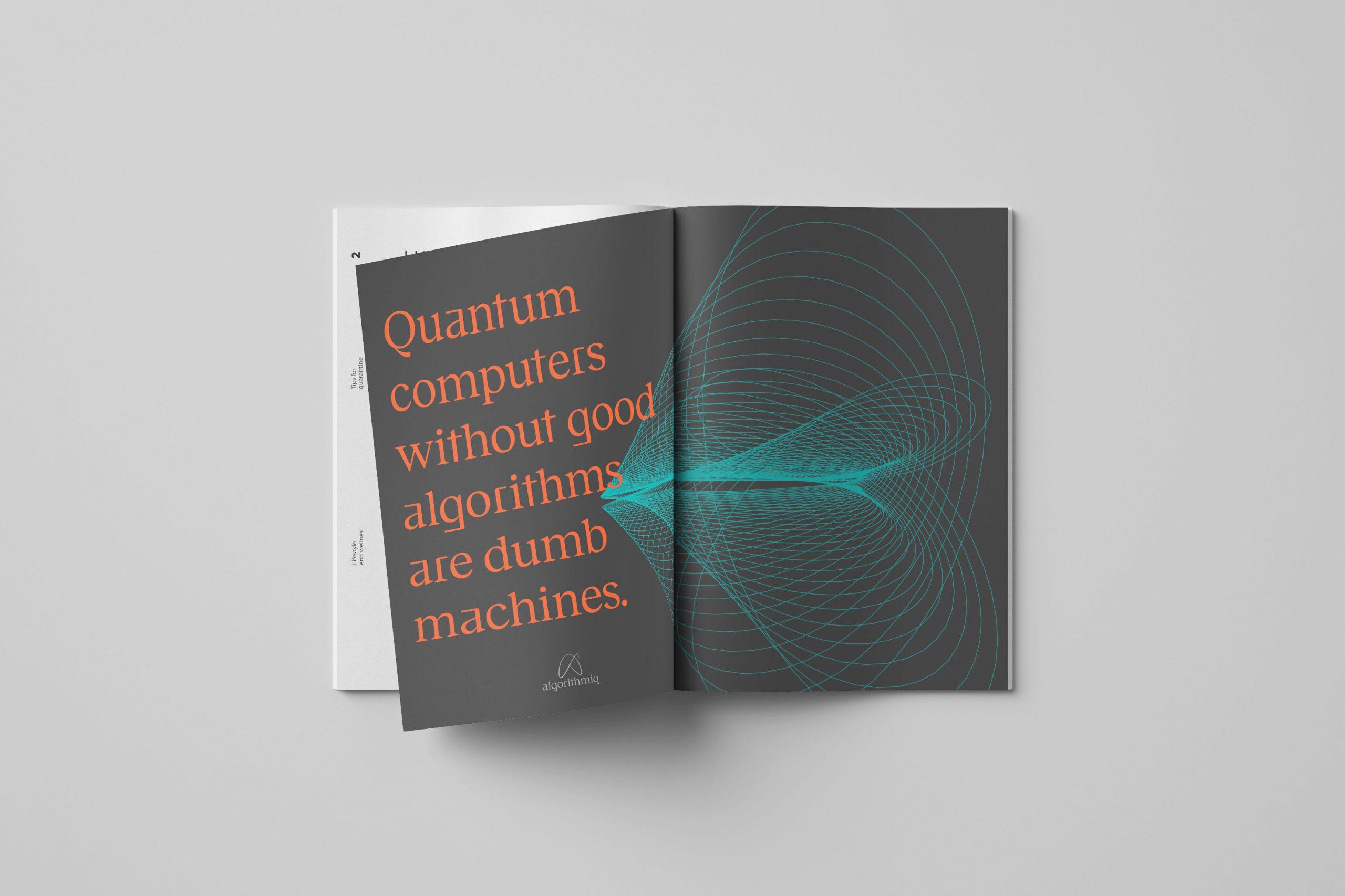 Algorithmiq-graphic-design-quantum-technology-startup