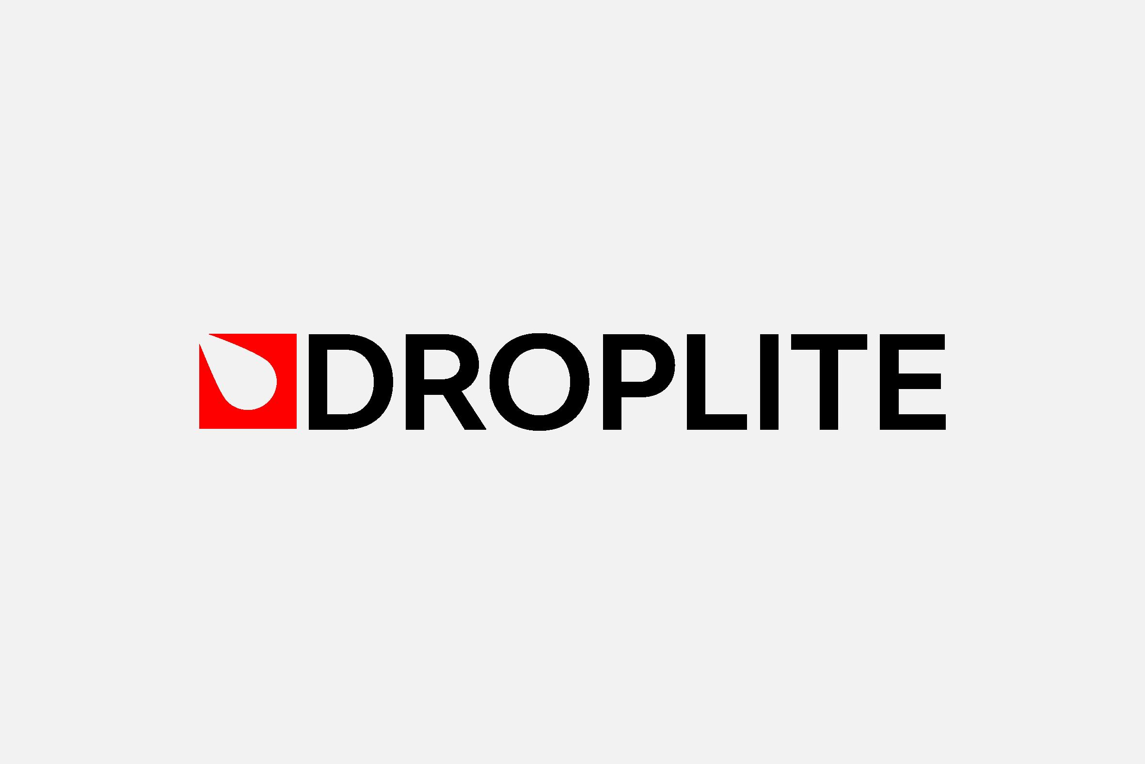 Bitflow-studio-droplite-logo-design-technology-startup-1