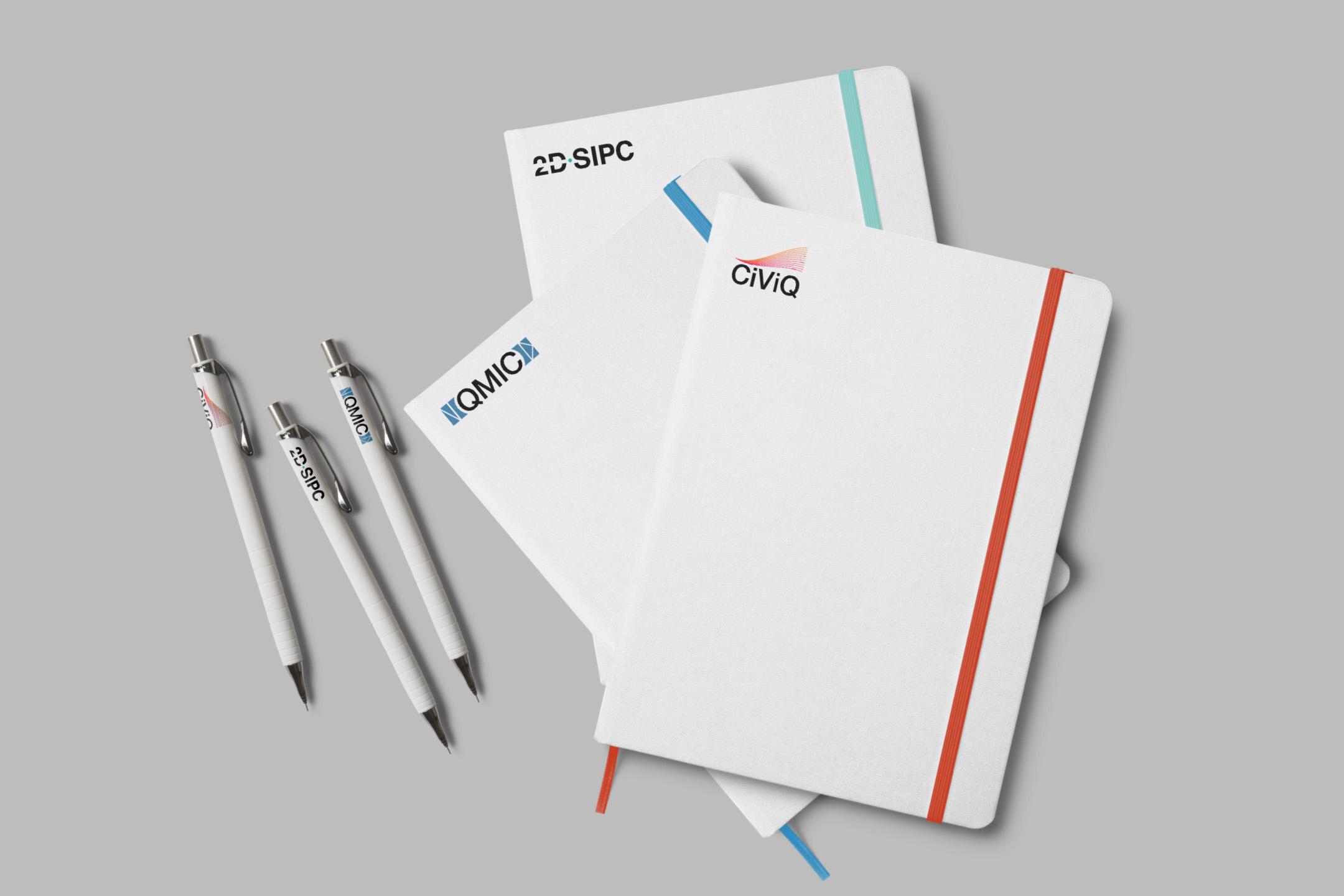 Bitflow-studio-logo-scientific-project-conference-merchandising
