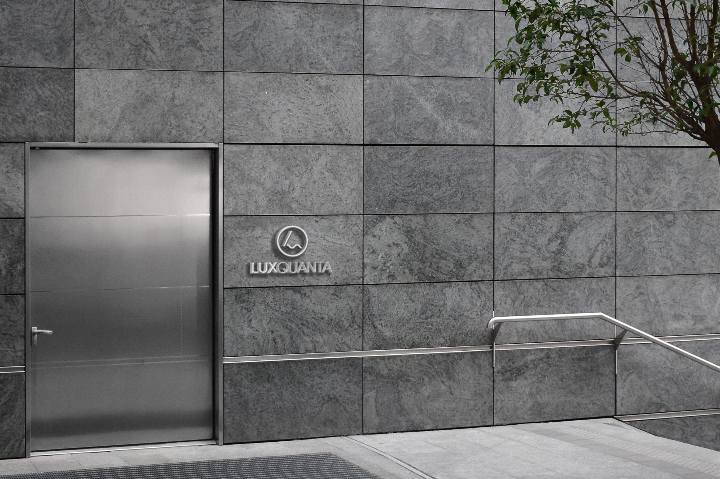 LuxQuanta-logo-design-signage