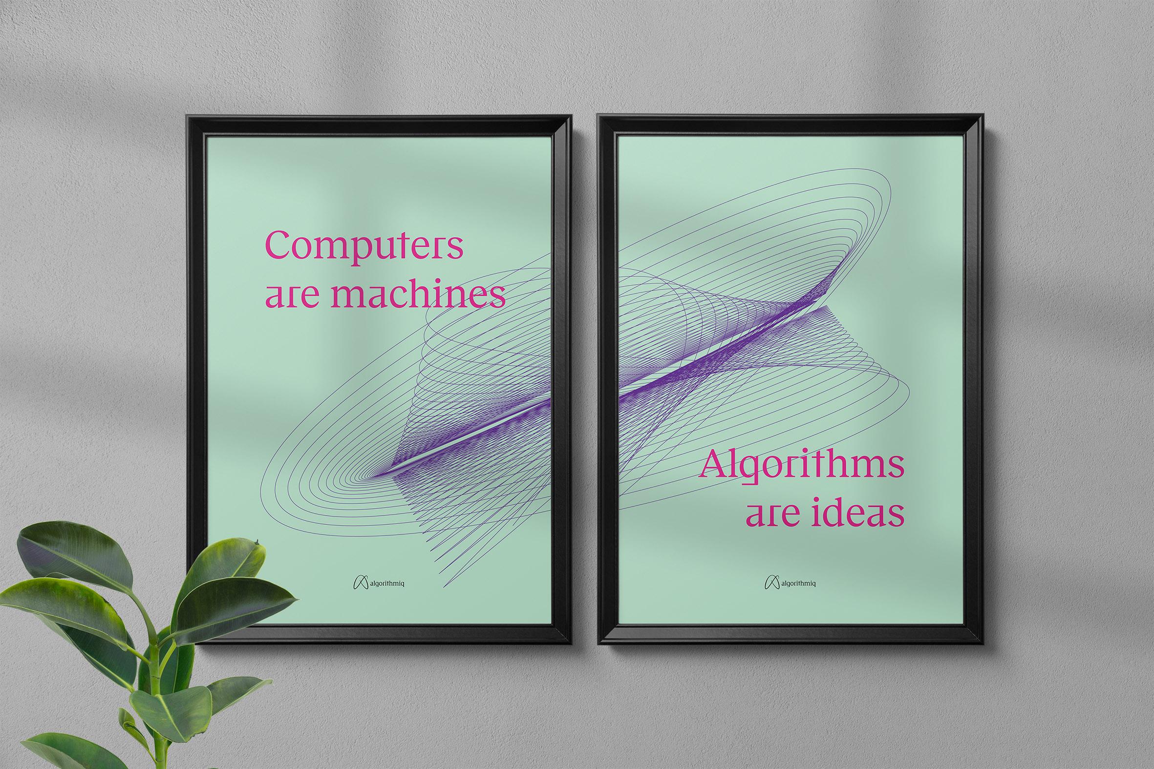 Poster-Algorithmiq-design-quantum-technology-startup