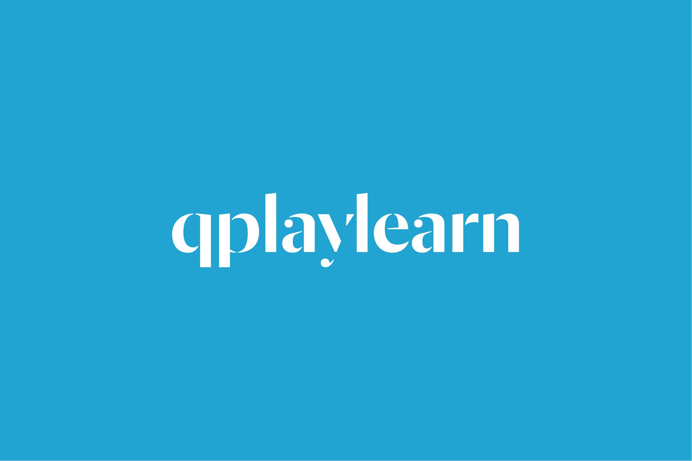 QPlayLearn-logo-design