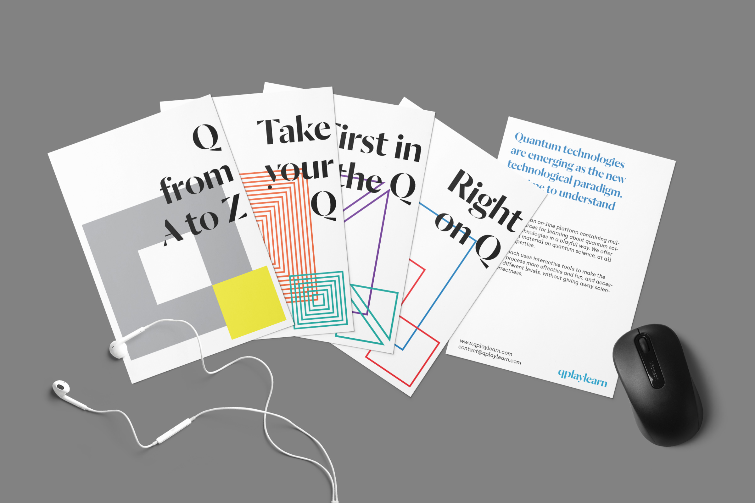 Qplaylearn-brochure-design-communication
