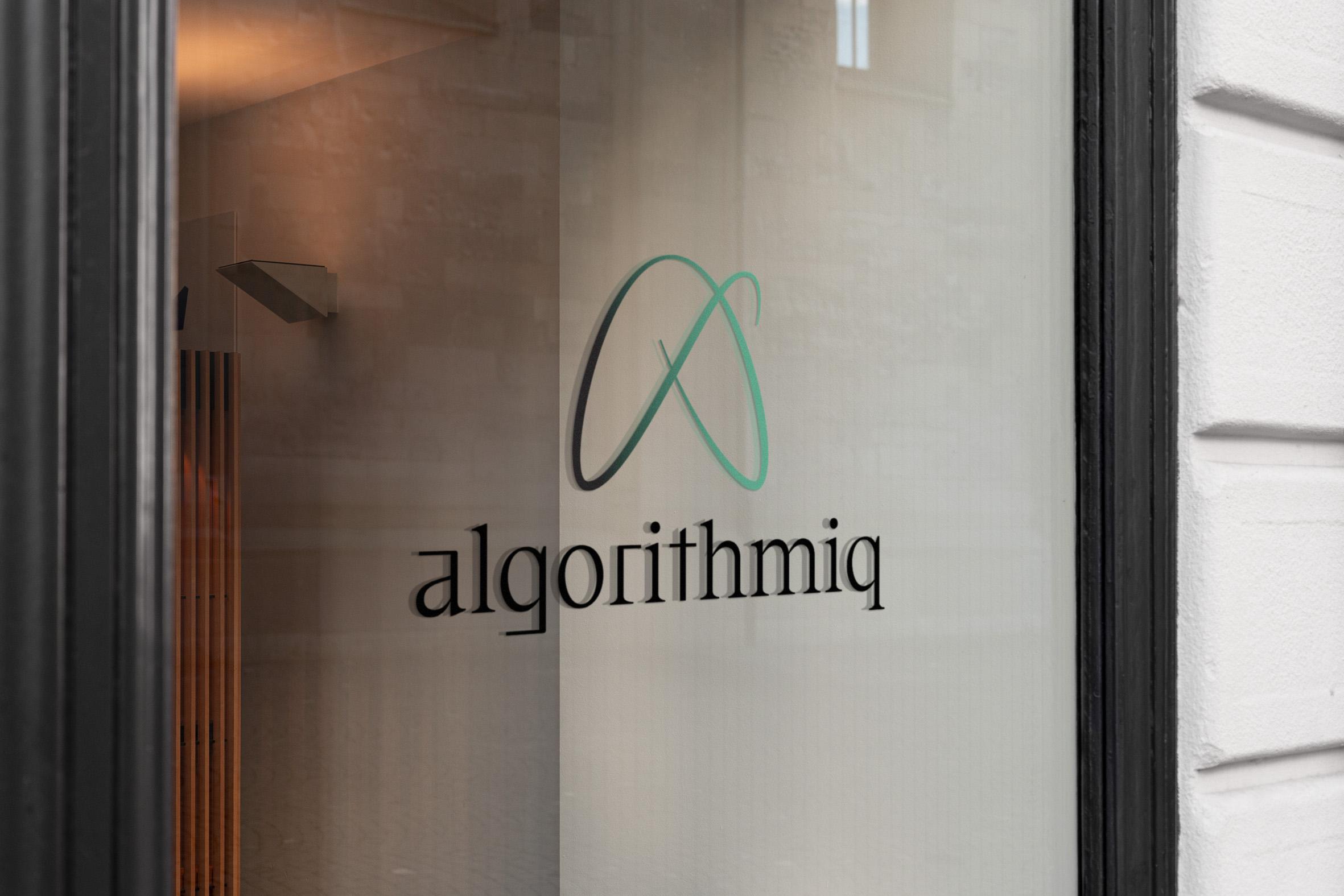 Signage-Algorithmiq-design-quantum-technology-startup
